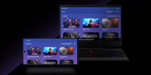 Samsung's 'PlayGalaxy' PC game streaming app launches, only Note 10 for now