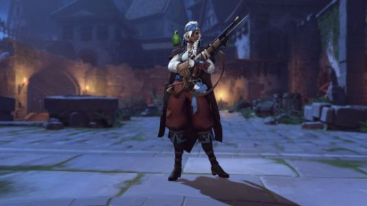 Overwatch players want their dang parrot