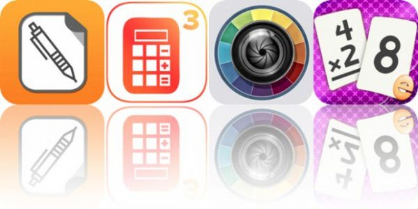 Today's Apps Gone Free: TextEdit, 3rd Grade Math Practice, Videomater and More