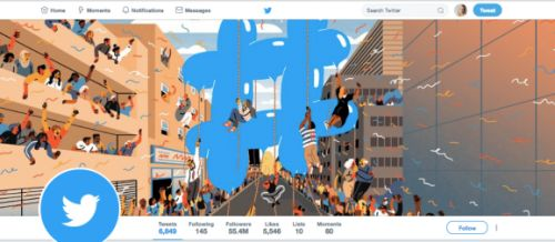 Twitter's own account loses 7 million followers as part of locked profile crackdown