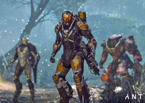 Anthem Legion of Dawn trailer released by BioWare