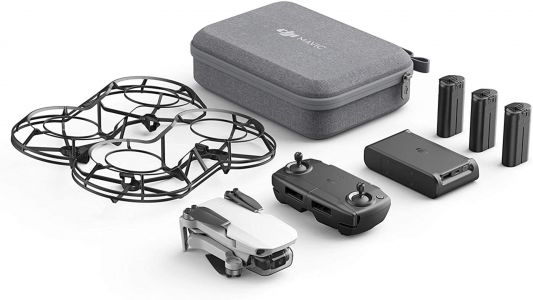 Prime Day Deal: Save Up To 56% On DJI Drone and Cameras