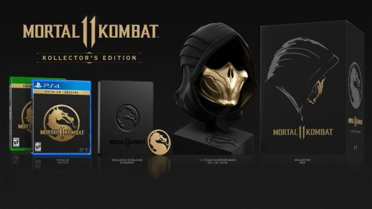 Mortal Kombat 11: Kollector's Edition Announced