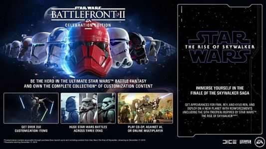 Witness The Power of the Fully Operational Battlefront 2 Celebration Edition