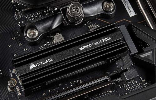Corsair's PCIe 4.0 NVMe SSD Found For Pre-Order: MP600 up to 2TB