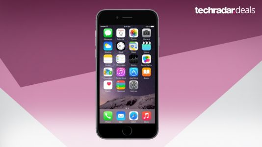 Save £120 on the iPhone 6 this Black Friday - free upfront, £22 a month, 6GB on Vodafone