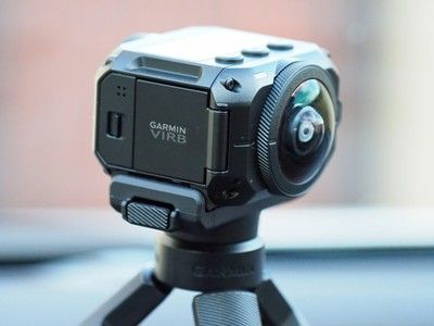 Record panoramic video underwater with the $700 Garmin VIRB 360