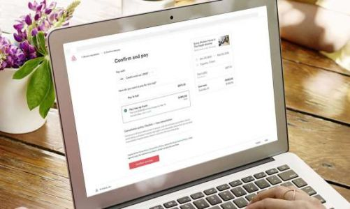 Airbnb now lets you book with a 50% deposit