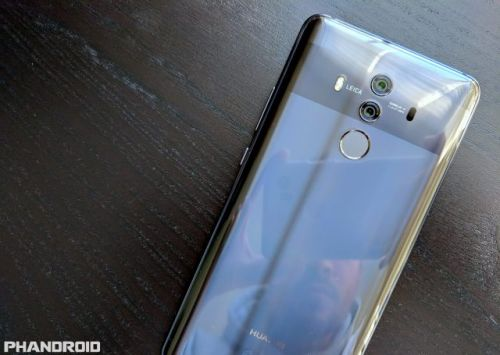 DEAL: Save $100 on the Huawei Mate 10 Pro for a limited time