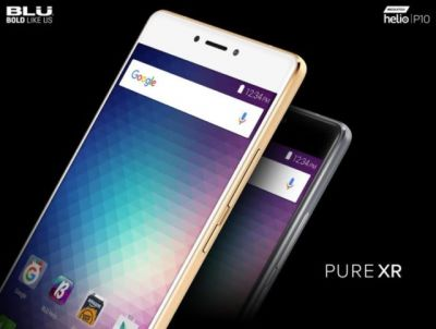 Blu Pure XR Offers Powerful Specs For Just $299