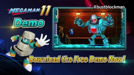 Mega Man 11 Demo Now Available on PlayStation 4, Switch, Xbox One