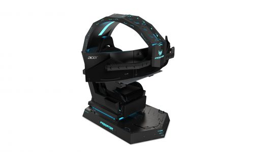 Acer's Predator Thronos is a throne finally fit for extreme gamers