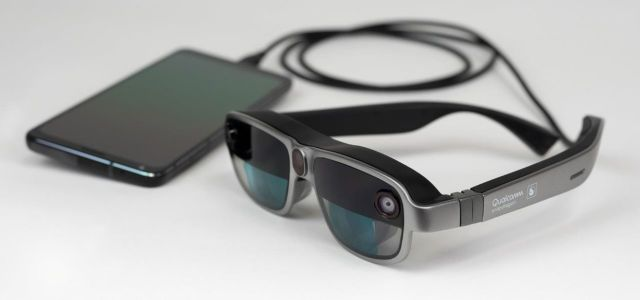 Qualcomm Unleashes Its Own Snapdragon XR1 AR Smart Viewer Reference Design to Support AR Smartglasses Makers