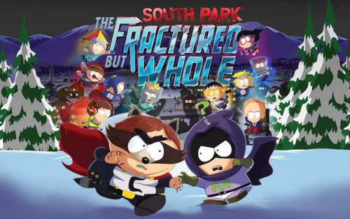 Gold Edition Of South Park: The Fractured But Whole Is Listed For The Switch