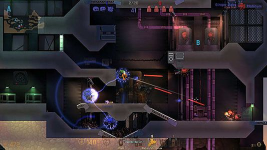 Mojang's Cobalt WASD Is Free on Steam This Weekend