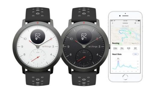 Withings Is Back With The Steel HR Sport Smartwatch