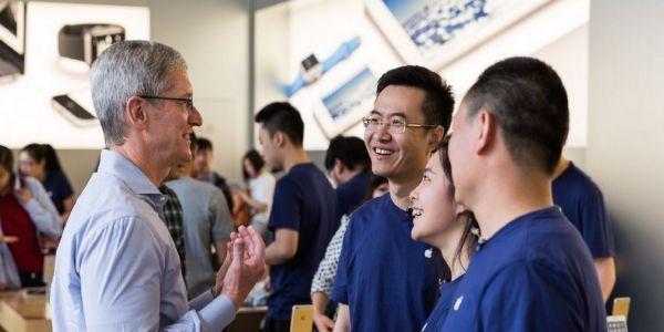 Tim Cook to co-chair China Development Forum this weekend amidst international tariff threats