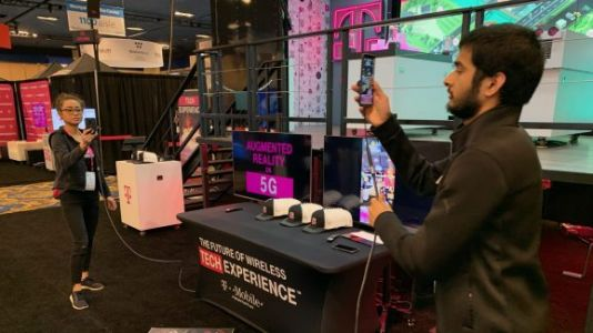 CES 2019's mediocre 5G demos set the stage for a confusing year