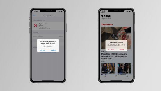 Here's how to cancel your Apple News+ trial and avoid a $10 charge