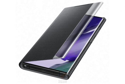 Samsung Galaxy Note 20 & Note 20 Ultra Official Cases Leak