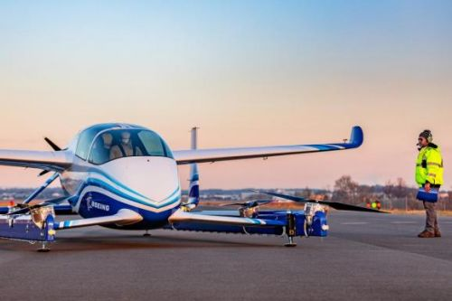 Boeing's 'flying car' lifts off in race to revolutionize urban transport