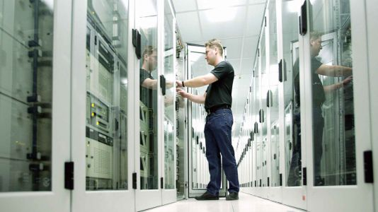 How to build a data center in nine months