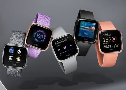 Fitbit Versa Smartwatch Now Available To Pre-Order For $199