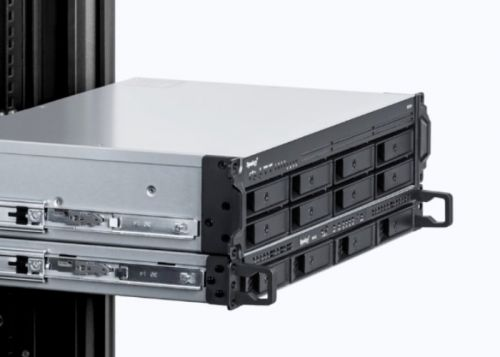 Synology Ultra-compact RackStation RS1221+ and RS1221RP+ introduced