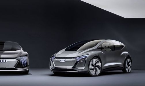 Electric vehicles are center stage at the 2019 Shanghai auto show