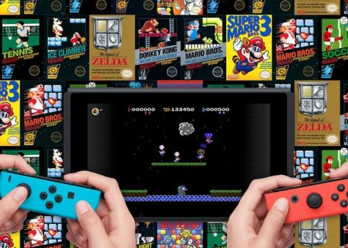 Nintendo Switch NES Game Features Confirmed