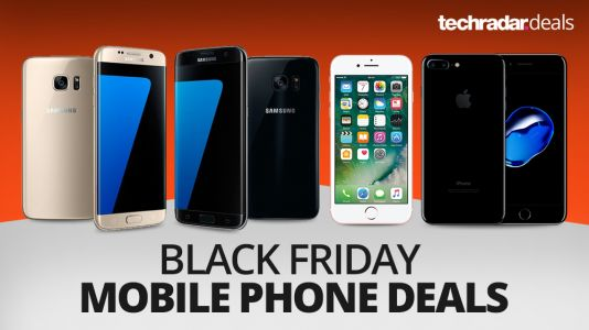 The best cheap mobile phone deals on Black Friday 2017: our list includes iPhone, Samsung, SIM only and more
