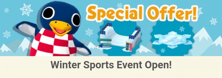 Chill Out with the Latest Event in 'Animal Crossing: Pocket Camp'