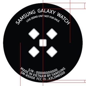 Samsung's new Galaxy Sport watch dimensions and 'Pulse' charger leak before release