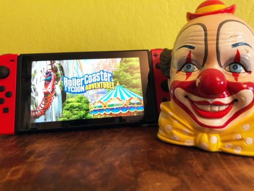 Roller Coaster Tycoon Adventures: Everything you need to know
