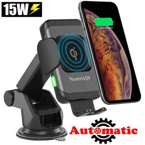 This awesome 15W fast wireless car charging mount is now 50% off at Amazon, deal ends soon!