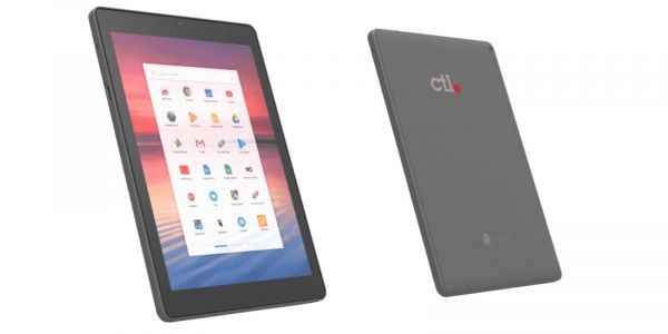 CTL launches $299 Chromebook Tablet Tx1 for Education w/ OP1 chip, stylus