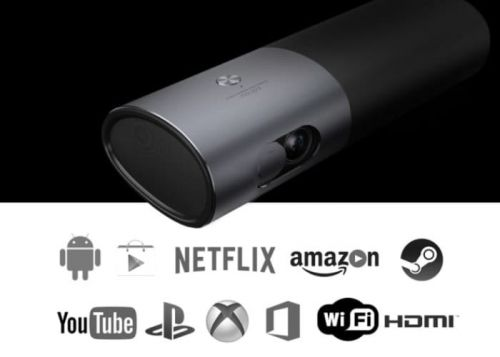Oracle Smart Home Theatre Projector