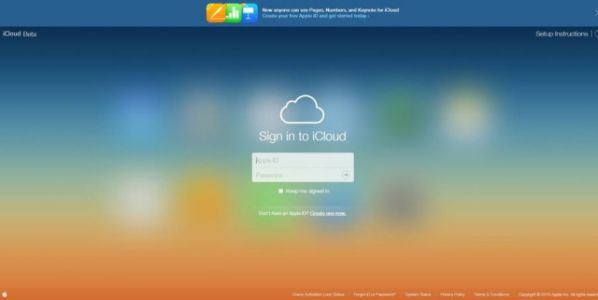 Microsoft & Apple Working To Resolve iCloud For Windows Compatibility