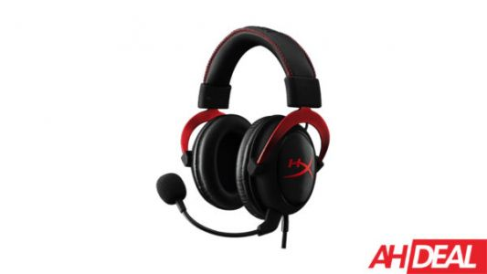HyperX Cloud II Gaming Headset For Only $59 - Amazon Black Friday 2019 Deals