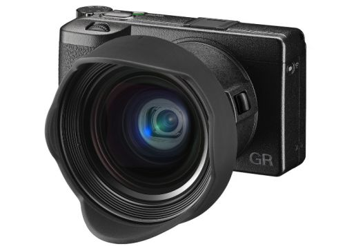 Ricoh GR III large-sensor camera launches next month from $899