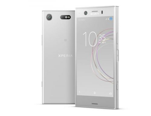 Unlocked Sony Xperia XZ1 Compact Now Available In The UK