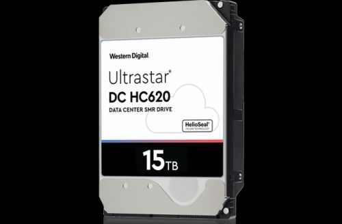 New Halo 15TB HDDs: Western Digital Unveils the Ultrastar DC HC620