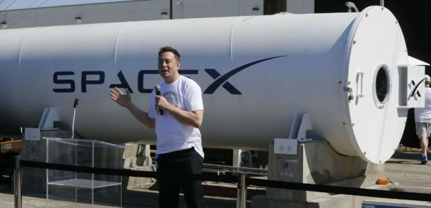 Elon Musk's Boring Company Gets A Conditional Permit For Hyperloop