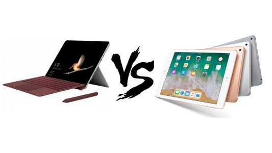 Surface Go vs iPad 2018: which 10-inch tablet is best for you?