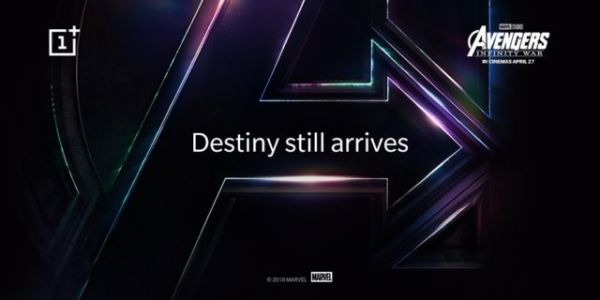 Avengers-Themed OnePlus 6 Could Cost $800