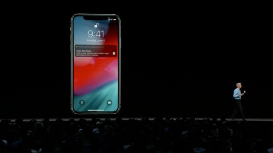 IOS 12 includes a colorful new wallpaper, download it here for iPhone and iPad