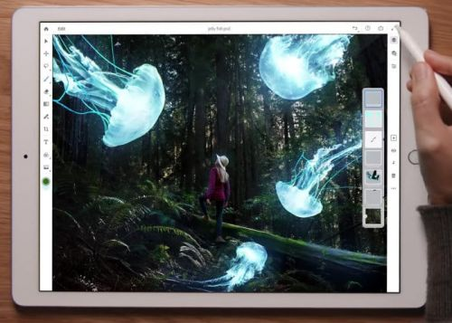 New Adobe Photoshop CC iPad app launches 2019