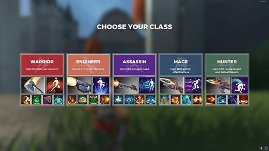 Realm Royale Class Guide: Best Builds For Duos