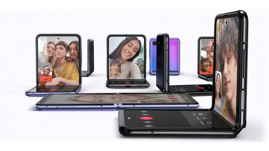 Galaxy Z Flip Is Official, It's Samsung's Second Foldable Smartphone