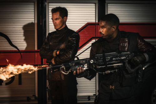 A perfect time for Fahrenheit 451 remakes; HBO's version falls short